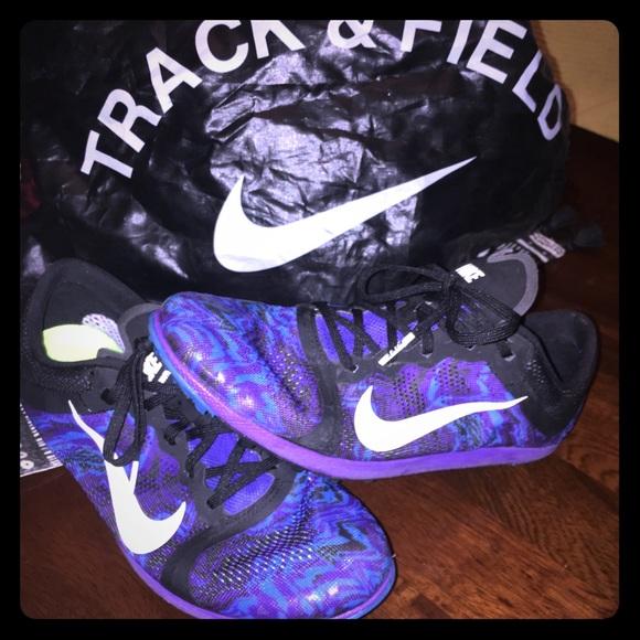 1d31db160936 Nike Racing Running Shoe + Nike bag! M 5c0091fadcf855745c0e4682